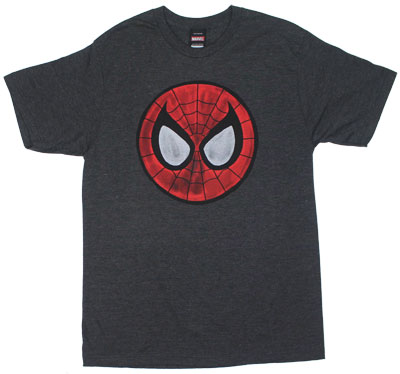 Circle Spider - Marvel Comics Sheer T-shirt