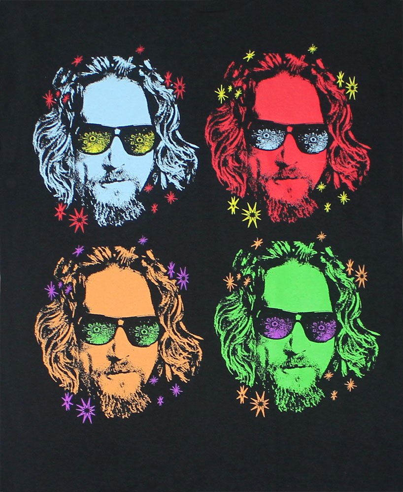 Dude Pop - Big Lebowski T-shirt