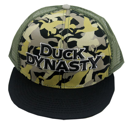 Duck Camoflauge - Duck Dynasty Trucker Hat