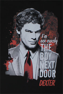 The Boy Next Door - Dexter T-shirt