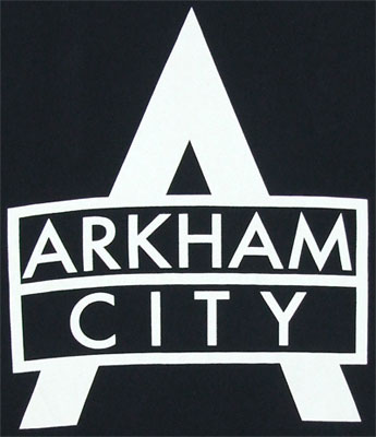 Arkhamn City - Batman Arkham City T-shirt