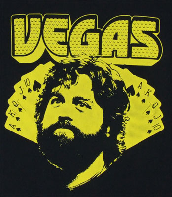 Vegas Alan - The Hangover T-shirt
