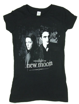 Bella And Edward - Twiligth Sheer Women&#039;s T-shirt