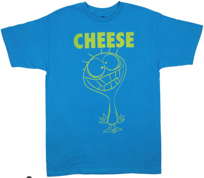 Say Cheese - Foster's Home For Imaginary Friends T-shirt
