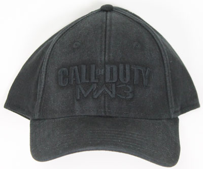 Dark War - Call Of Duty Modern Warfare 3 Baseball Cap