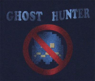 Ghost Hunter - Pac-Man T-shirt