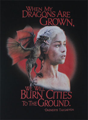 Game of Thrones: Cities to the Ground