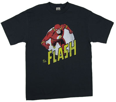 Run Flash Run - DC Comics T-shirt