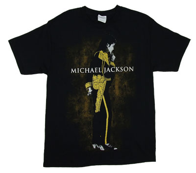 Michael Standing - Michael Jackson T-shirt