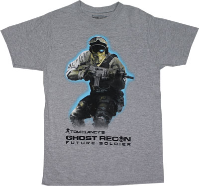 Soldier - Tom Clancy's Ghost Recon Future Soldier T-shirt
