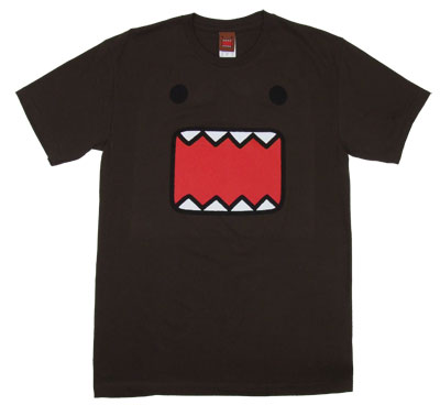 Domo Face - Domo-Kun T-shirt