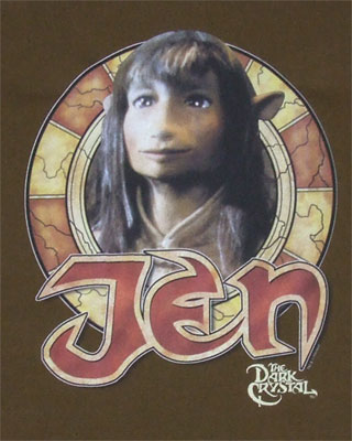 Jen - The Dark Crystal T-shirt