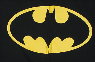 Batman Costume - DC Comics Youth Hooded Sweatshirt