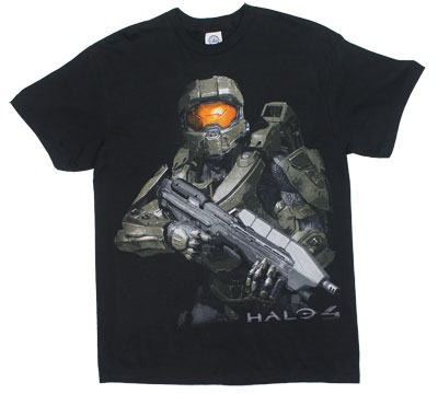 Big Chief - Halo 4 T-shirt