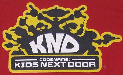 Codename: Kids Next Door T-shirt