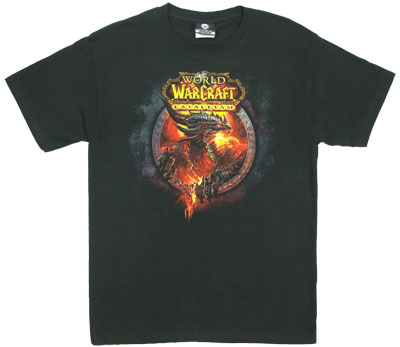World Of Warcraft Cataclysm T-shirt