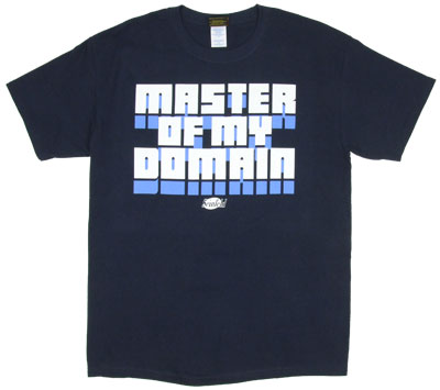 Master Of My Domain - Seinfeld T-shirt