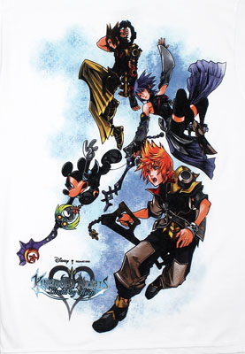 Super Flying - Kingdom Hearts T-shirt