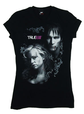 Neck Bite - True Blood Sheer Women's T-shirt