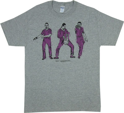 Three Jesus - Big Lebowski T-shirt