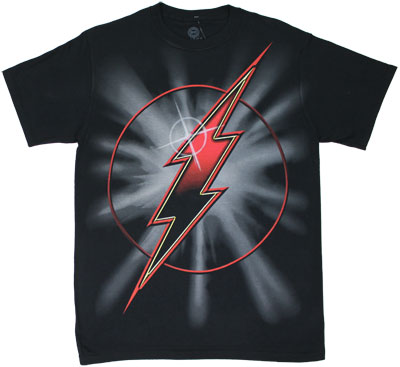Flash Lantern Eclipse - DC Comics T-shirt