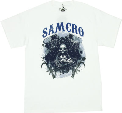 Samcro - Sons Of Anarchy T-shirt