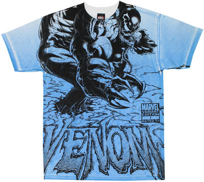 Venom Sketch - Marvel Comics T-shirt