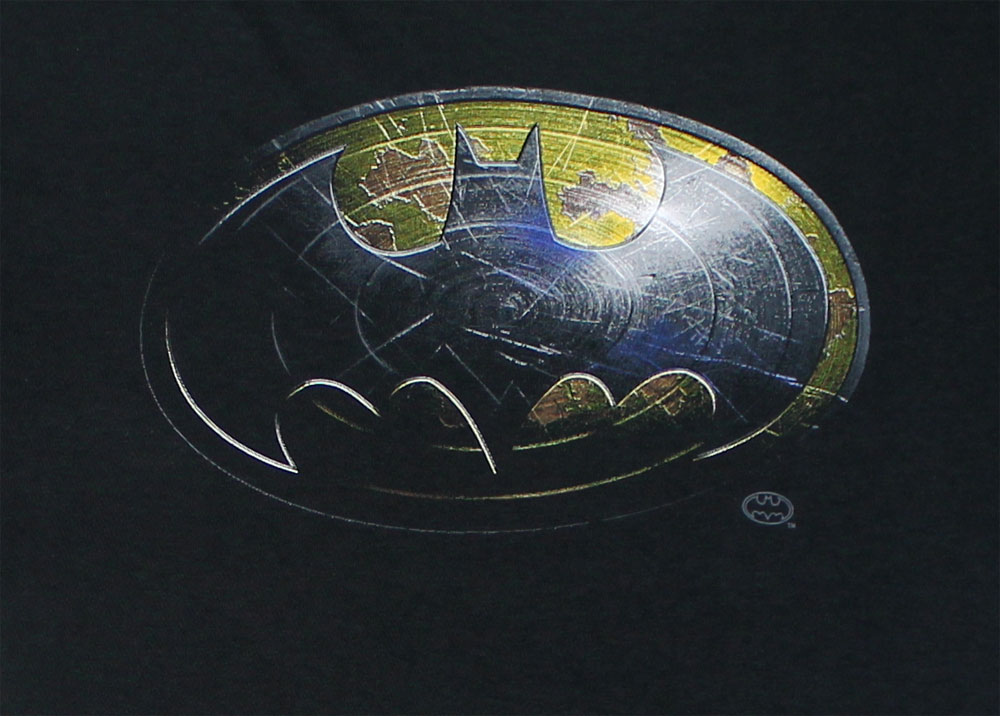 Batman Metal Shield - DC Comics T-shirt