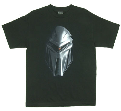 Cylon Head - Battlestar Galactica T-shirt