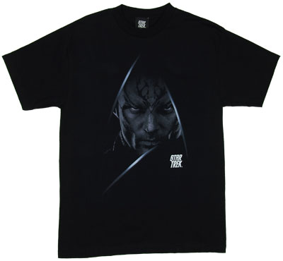 Nero In Logo - Star Trek Movie T-shirt