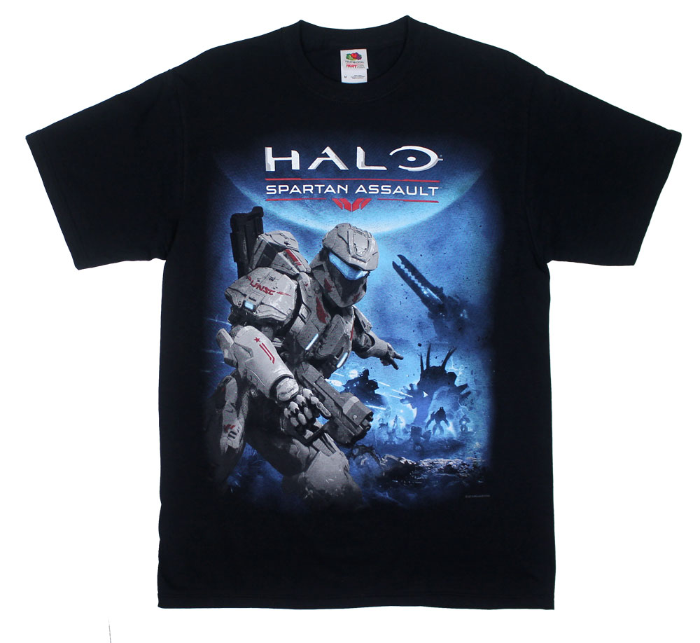 Halo Spartan Assault T-shirt