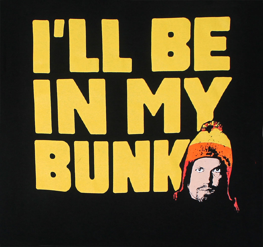 I'll Be In My Bunk - Firefly T-shirt