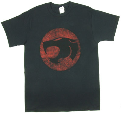 Distressed Thundercats Logo - Thundercats T-shirt