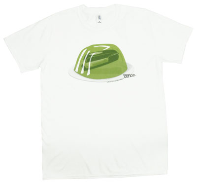 Jello Stapler - The Office Sheer T-shirt