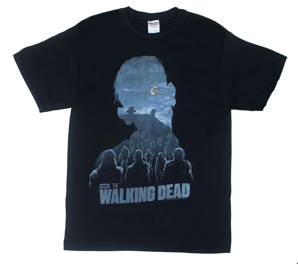 Night Walker - Walking Dead T-shirt
