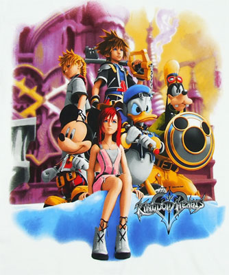 The Kingdom - Kingdom Hearts T-shirt