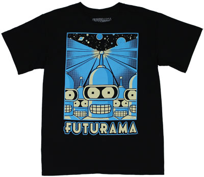 Benders - Futurama T-shirt