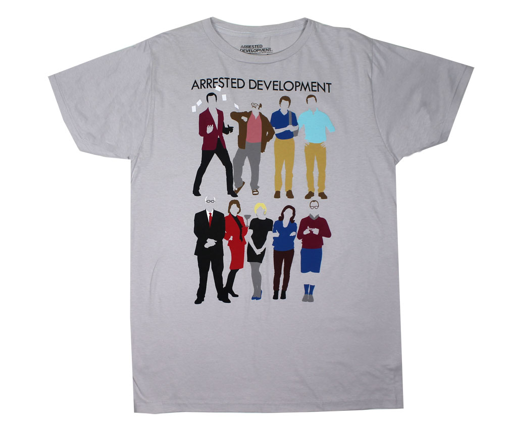The Bluth Family - Arrested Development T-shirt