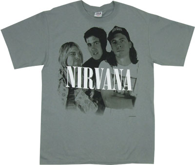 Nirvana T-shirt