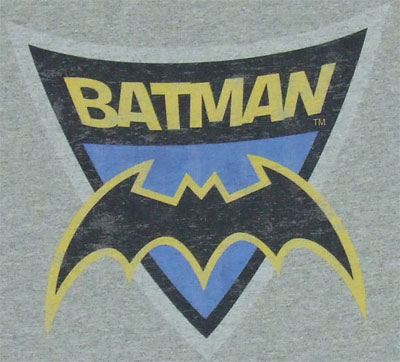 Batman Shied - Batman The Brave And The Bold T-Shirt