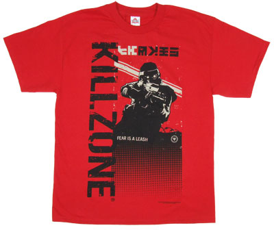 Fear Is A Leash - Killzone T-shirt