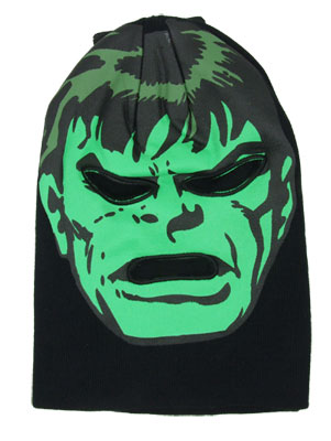Hulk - Marvel Comics Ski Mask