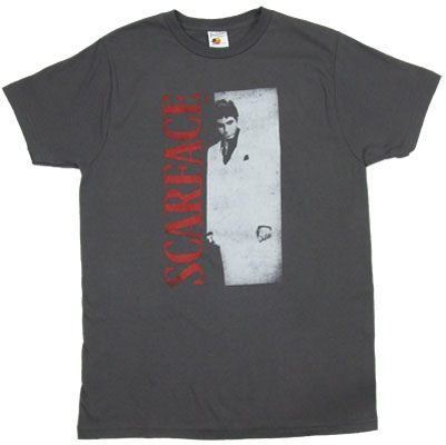 Faded Poster - Scarface Sheer T-shirt