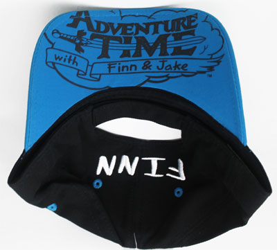Finn - Adventure Time Youth Baseball Cap