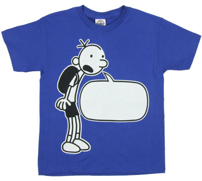 Backpack - Diary Of A Wimpy Kid Youth Write-On T-shirt