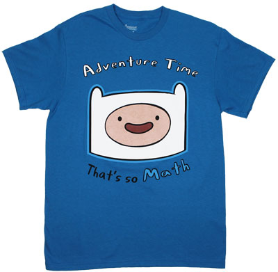 That&#039;s So Math - Adventure Time T-shirt