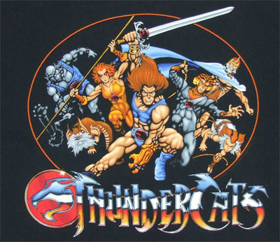 Thundercats Group - Thundercats T-shirt