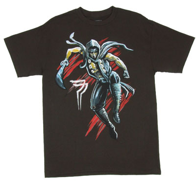 Painted Prince - Prince Of Persia The Sands Of Time T-shirt