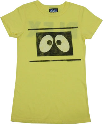 Plex - Yo Gabba Gabba - Junk Food Women&#039;s T-shirt