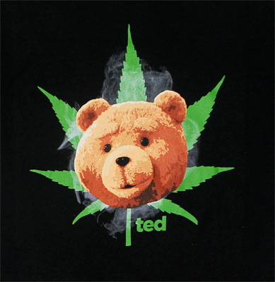 Pot Head - Ted T-shirt